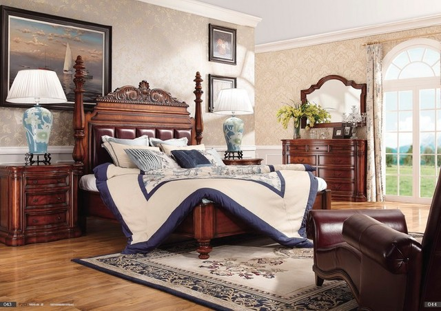 High Quality Wooden Furniture Traditional Bedroom Other Metro By Gain