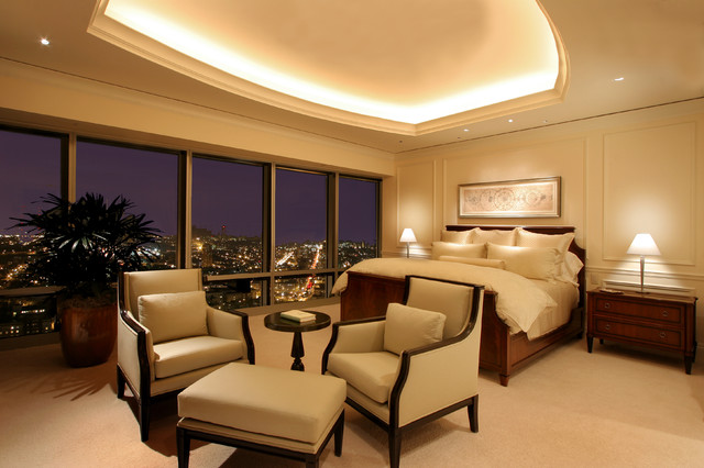 High Rise Bedroom contemporary-bedroom