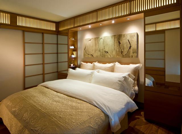 High Rise Condo Modern Bedroom San Francisco By