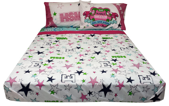 High school musical bedding and room decorations modern for High school bedroom designs