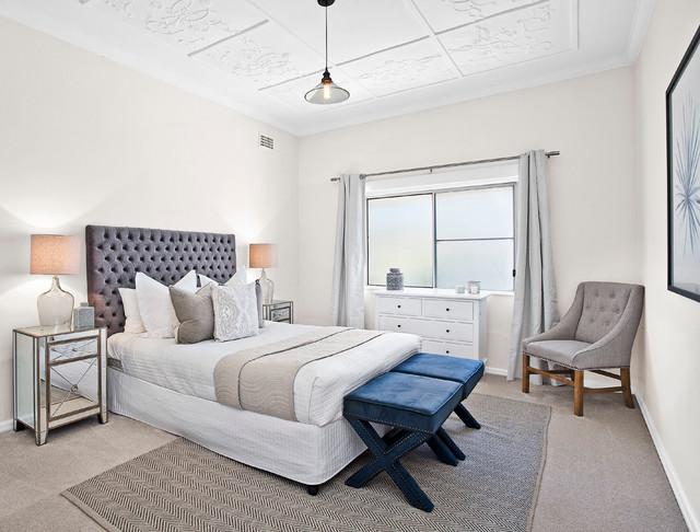 high street willoughby 2 classique chic chambre sydney par cordony designs. Black Bedroom Furniture Sets. Home Design Ideas
