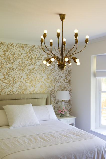 Camilla Molders Design contemporary-bedroom