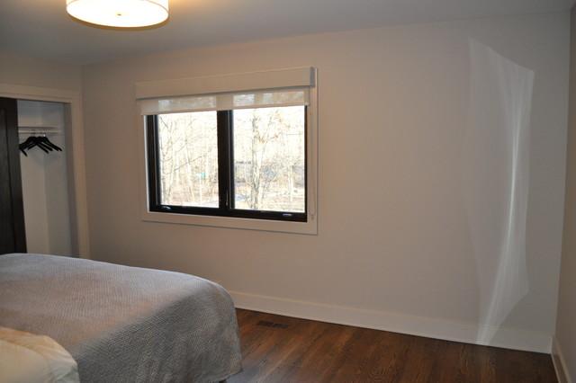 Highland Park JOB - renovation, addition, remodeling traditional-bedroom