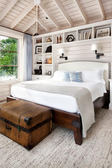Hill country modern   mediterraneo   camera da letto   austin   di ...