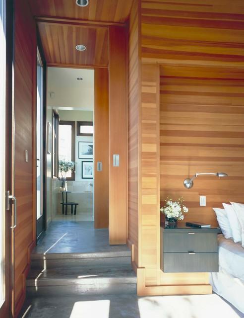 Hill House modern-bedroom