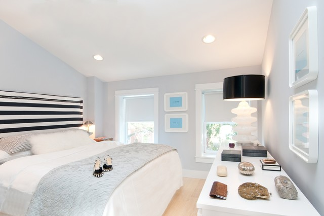 Michelle Miller Interiors transitional-bedroom