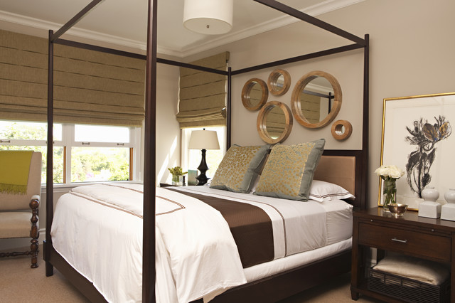 traditional bedroom by Tim Barber LTD Architecture & Interior Design