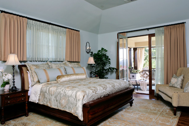 Hillsborough master bedroom traditional bedroom san francisco by rki interior design Master bedroom ideas houzz