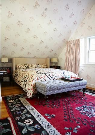 Hillside Avenue Residence eclectic-bedroom