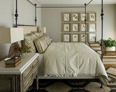 Hillside Eclectic contemporary-bedroom