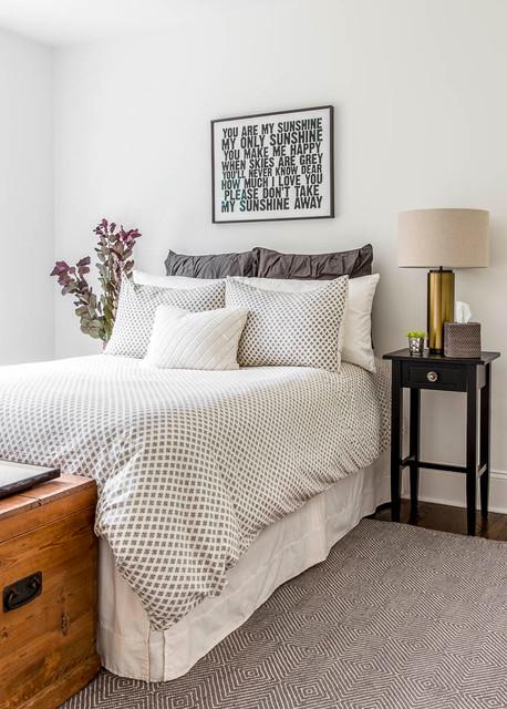 Hilltop Colonial - Klassisch modern - Schlafzimmer ...