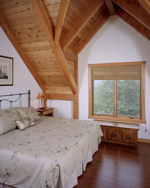 Hilltop Custom Home traditional-bedroom