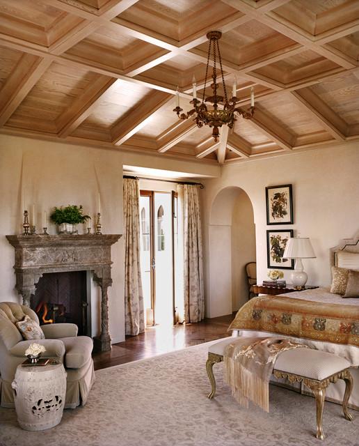 Hilltop Villa mediterranean-bedroom