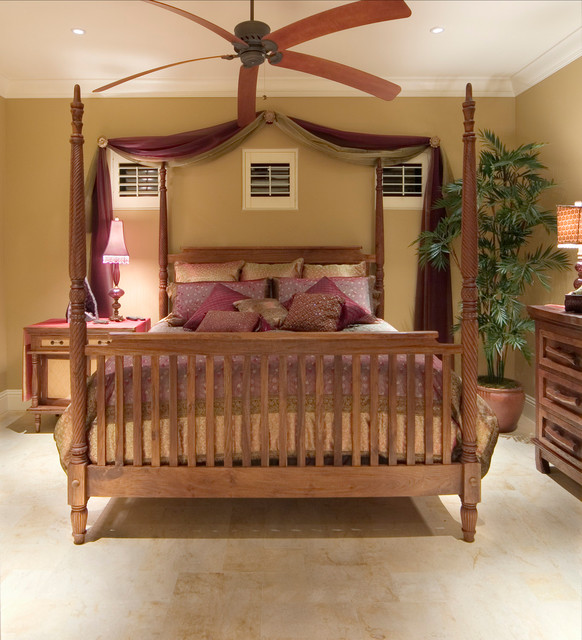 Hires Residence traditional-bedroom