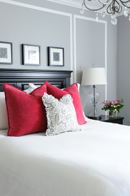 Simply Home Decorating: His And Hers Master Bedroom