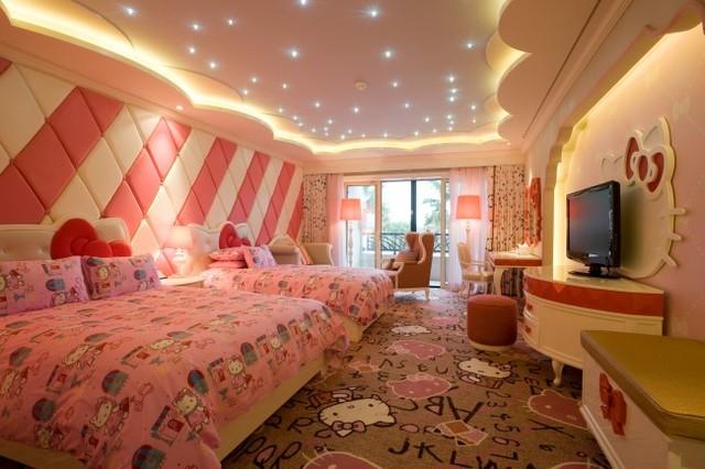 Ho Seo asian-bedroom