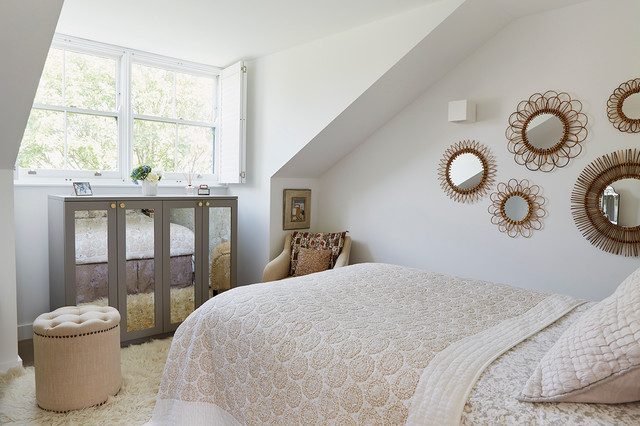 12 Brilliant Ways To Use Wasted Space In The Bedroom Houzz Uk