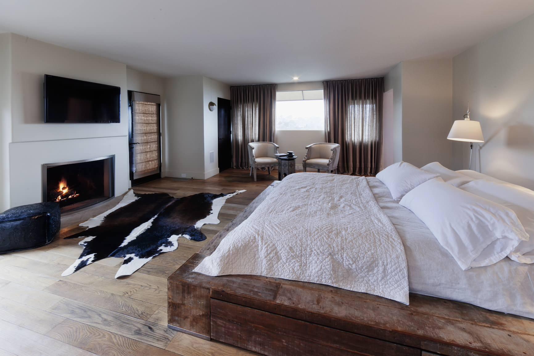 Platform Bed Bedroom Houzz