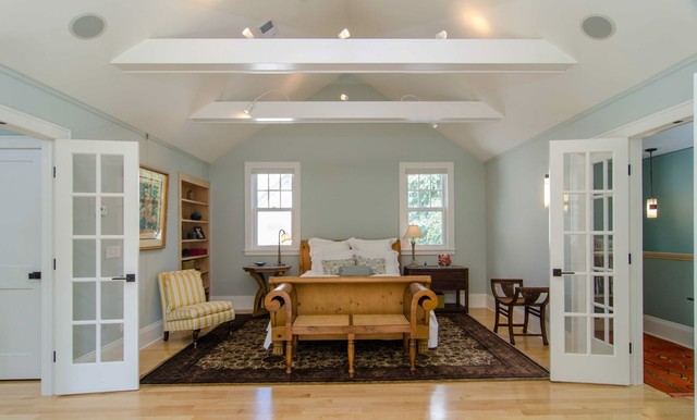 Home #15: Zagaria Meyer Architects traditional-bedroom