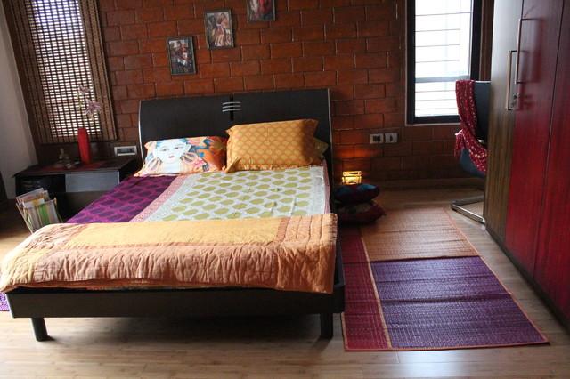 Home Decor eclectic-bedroom