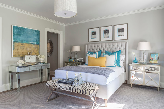 Home Is Where The Heart Designer Showhouse Glen Cove Ny Transitional Bedroom