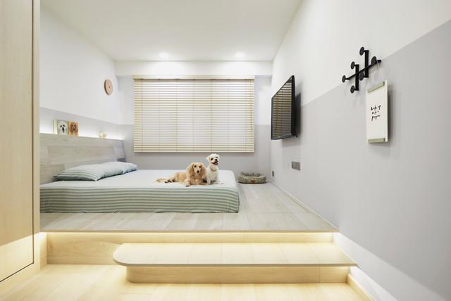 HOME | JE + B scandinavian-bedroom