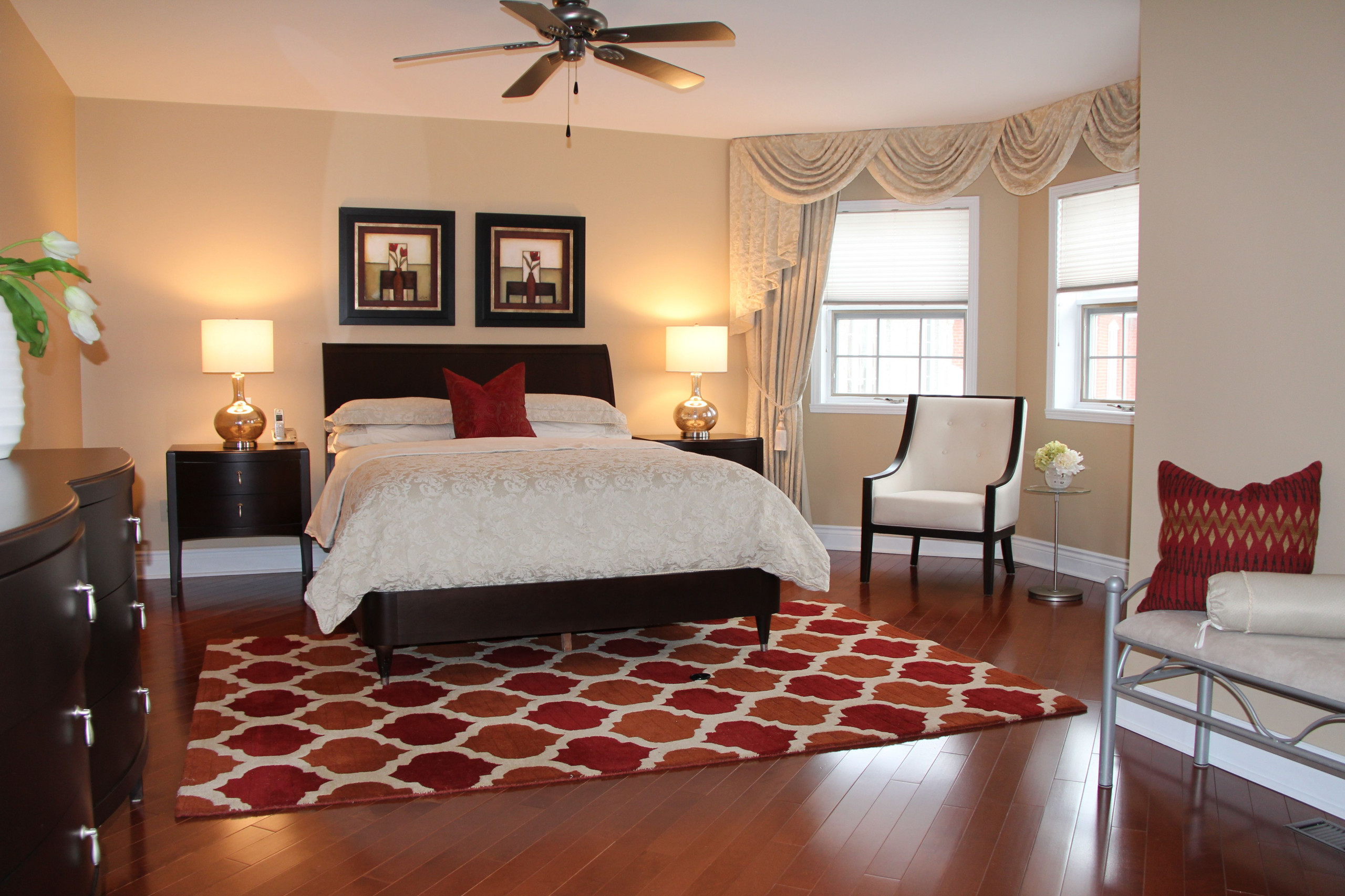 Home Staging - Brossard Family Home
