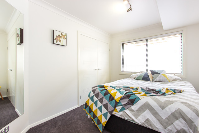 Home Staging For Recent House Sale contemporary-bedroom