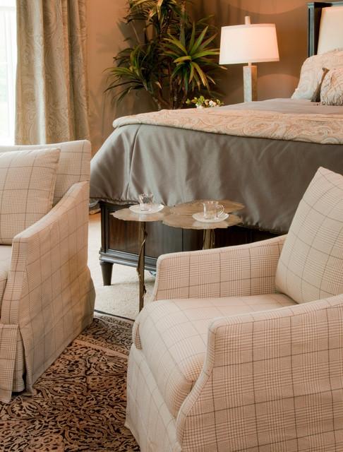 Homearama Master Bedroom 2012 traditional-bedroom