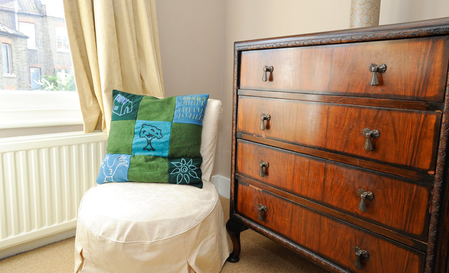 Homely Hackney traditional-bedroom
