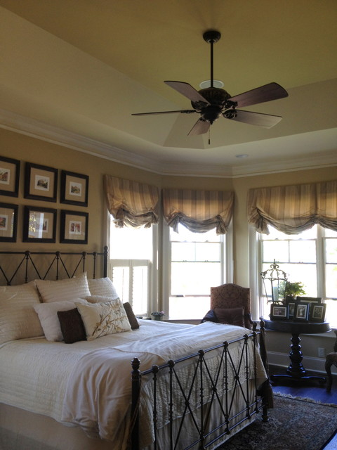 Homes in The Reserve at Lake Keowee traditional-bedroom