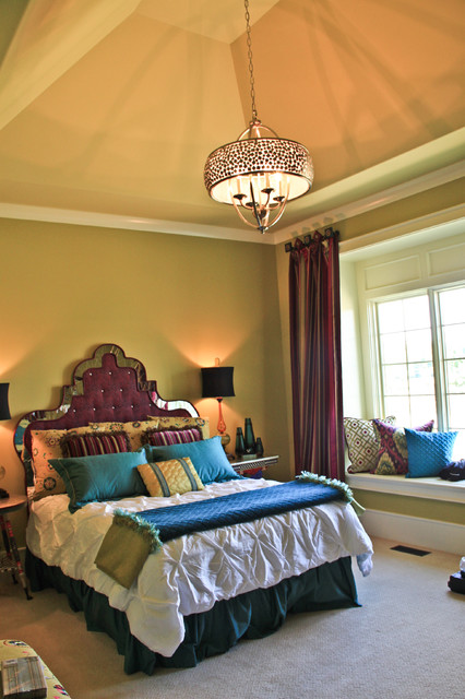 Homes of Distinction at Lost Run Farms modern-bedroom