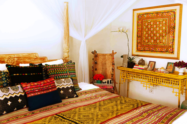 homser residence asian bedroom other metro by 4