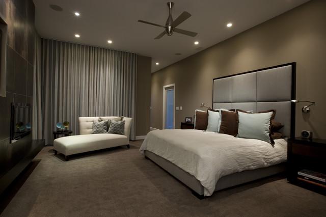 Honore-Contemporary Master Bedroom A contemporary-bedroom