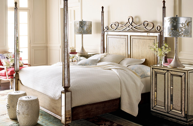 horchow bedroom furniture sale traditional mirrored white