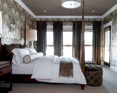 Hospital Home Lottery 2012 - Master Bedroom contemporary bedroom