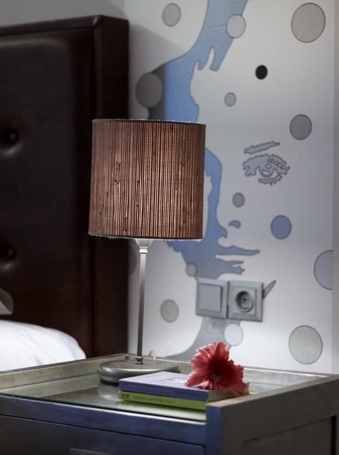 Hotel Belle Helene modern-bedroom