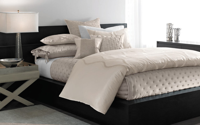 hotel collection bedding finest luster contemporary bedroom other metro by hotel collection