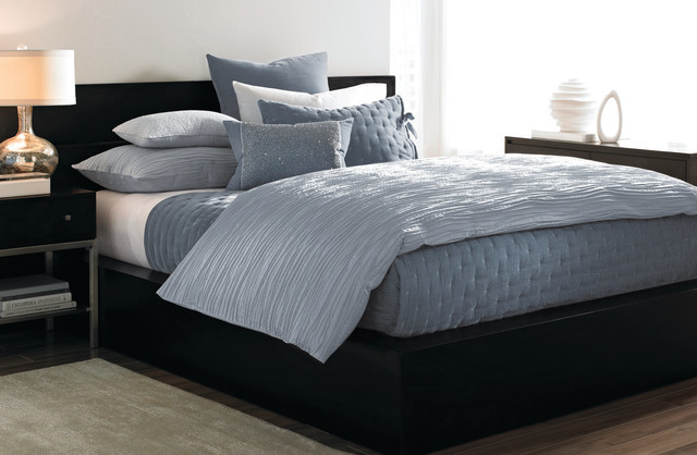 Hotel Collection Bedding Finest Waves Contemporary