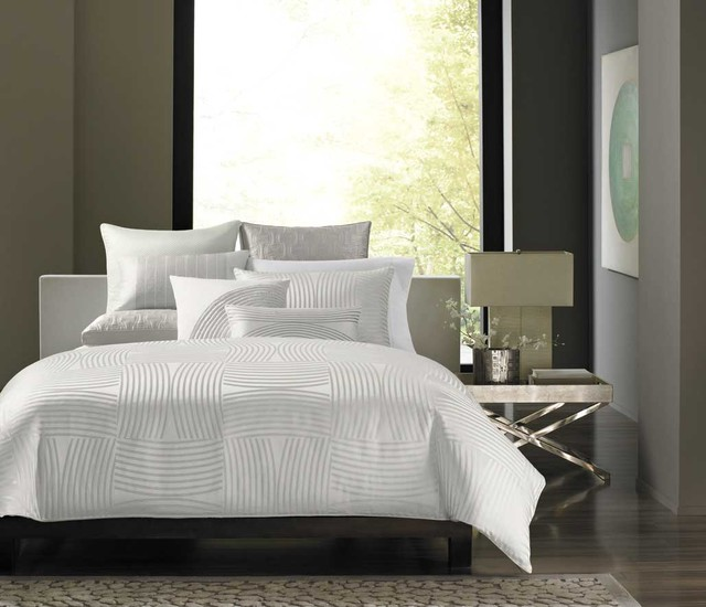 Hotel Collection Bedding Luminescent Contemporary