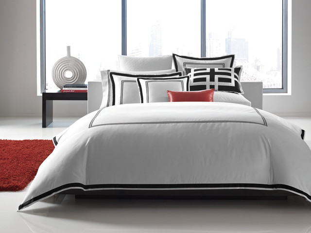 luxury hotel comforter sets collection bedding tuxedo embroidery contemporary bedroom discount bed sheets reviews