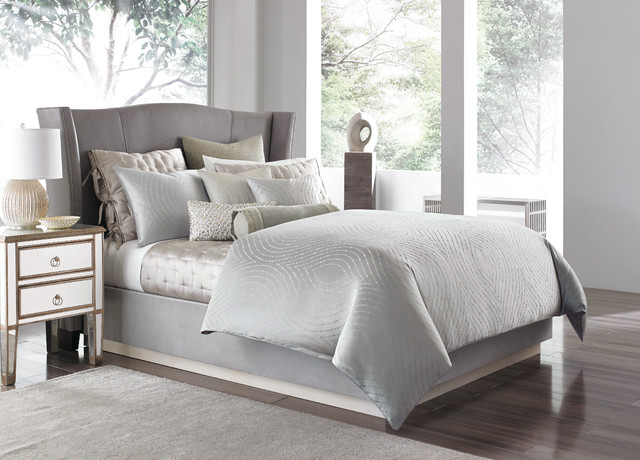 Hotel Collection Finest Silver Leaf Bedding Collection