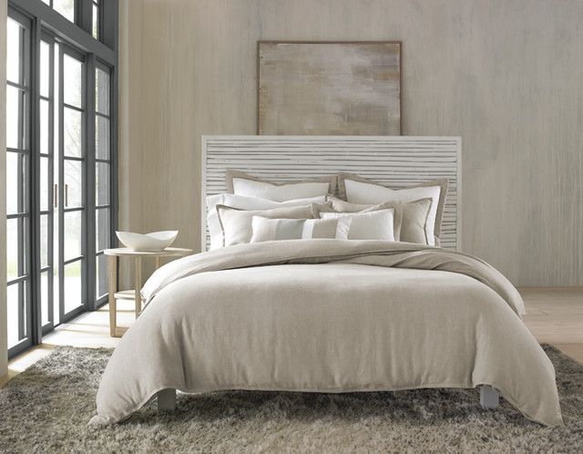 Hotel Bedrooms Collection Hotel Collection Linen Natural Bedding Collection  Contemporary .