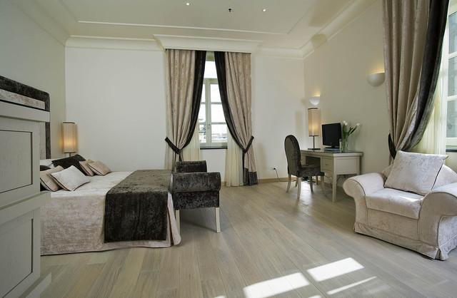 Hotel Palazzo Decumani , Naples - Italy contemporary-bedroom