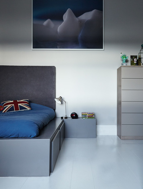 House For Le Studio M Bedroom London By Anna
