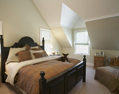 House in the Hamptons traditional bedroom