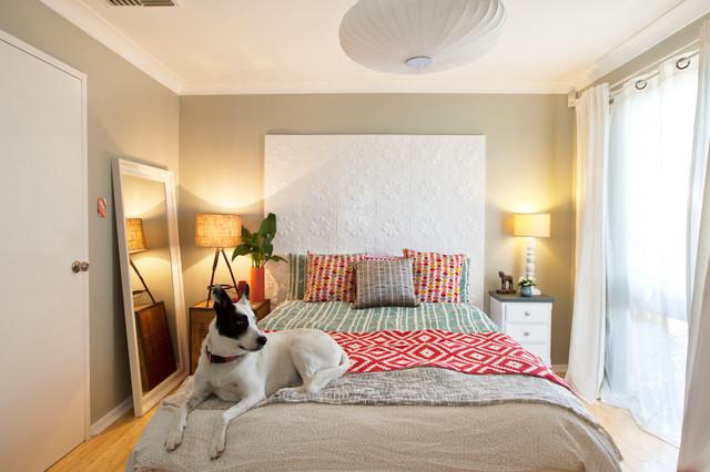 House Nerd - Master Bedroom contemporary-bedroom