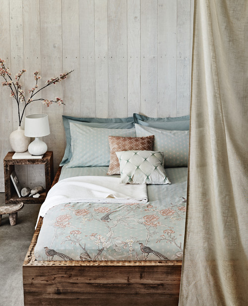 House of Fraser - Linea Home Ceremony Bedroom