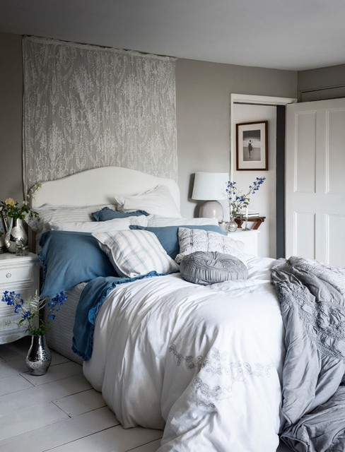 House Of Fraser Shabby Chic Bedroom Style London By