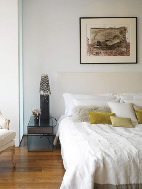 House on a Ravine contemporary-bedroom
